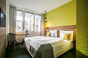 Отели в центре Будапешта. Roombach Hotel Budapest Center.