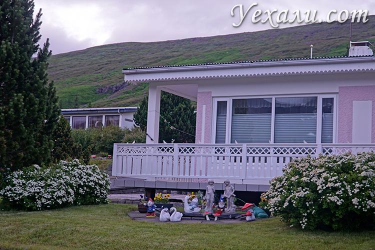 Фото красивых городов в Исландии