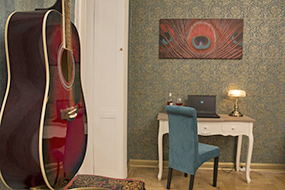 Отели в центре Будапешта, Венгрия. StayinStyle Apartments.