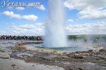 Исландия, день 2. Маршрут «Золотое кольцо Исландии» и его достопримечательности