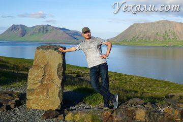 Наш маршрут самостоятельного путешествия по Исландии на машине.