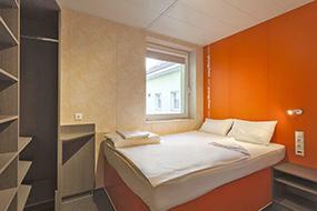 Недорогие отели в центре Будапешта. easyHotel Budapest Oktogon.