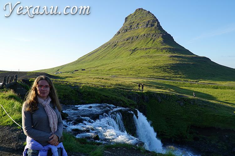 """Фото горы Киркьюфетль в Исландии, """"Игра престолов"""""""