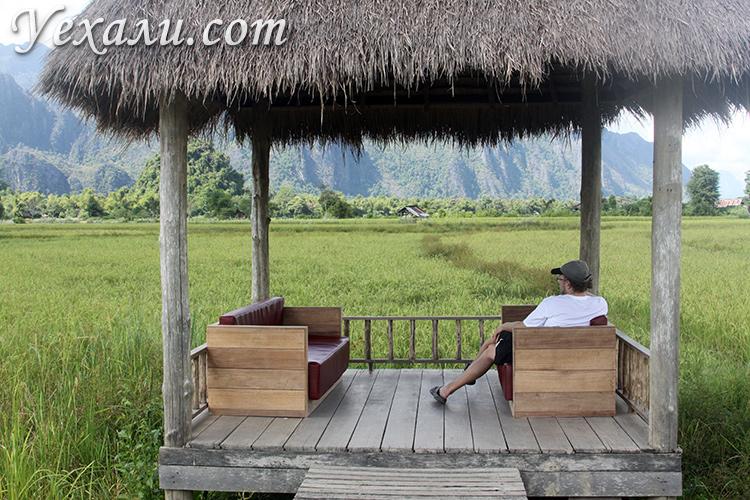 Красивые фото Ванг Вьенга от туристов