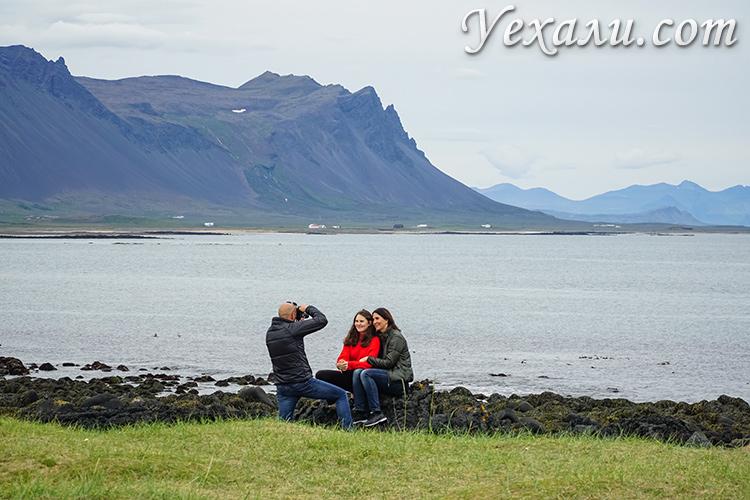 На фото: Западные фьорды Исландии.