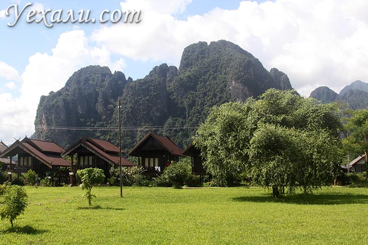 Фото отелей в Ванг Вьенге