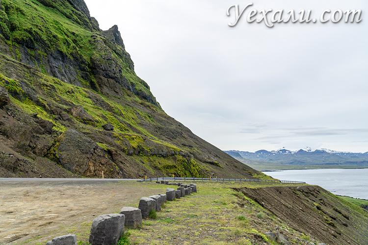 Западные фьорды Исландии.