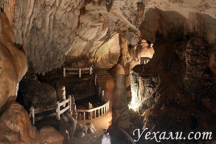 Пещеры около Ванг Вьенга, которые стоит посетить.