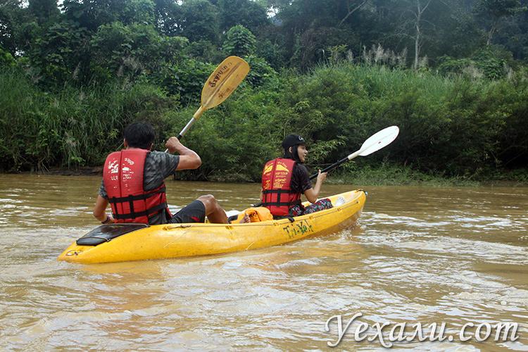 Как развлечься в Ванг Вьенге