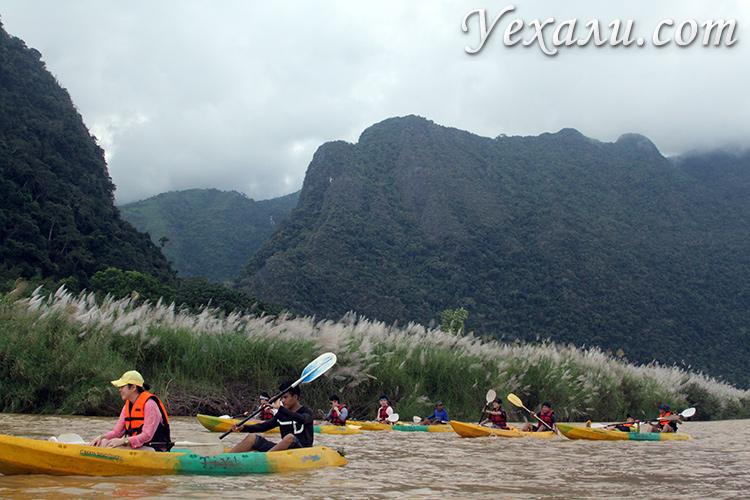 Как провести время в Ванг Вьенге туристу, советы