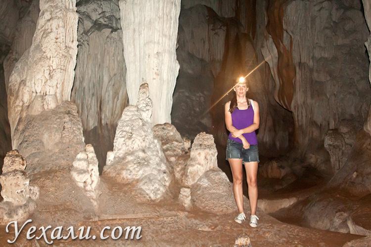 Пещеры Ванг Вьенга, Лаос