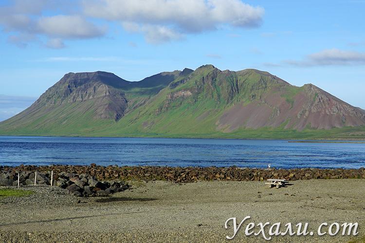 Западные фьорды в Исландии