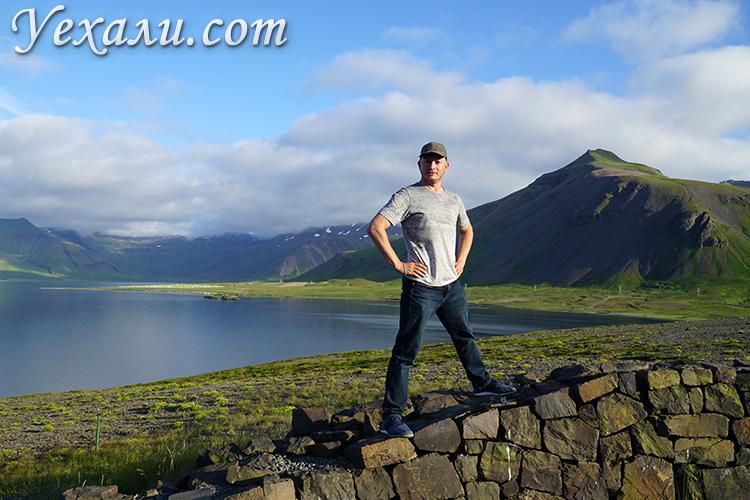Фотографии фьордов на западе Исландии