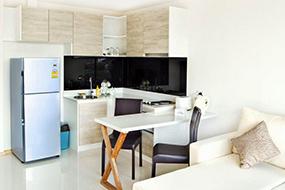Снять квартиру на Джомтьене в Паттайе. Acqua Condominium.