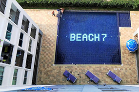 Снять квартиру в Паттайе на Джомтьене. Beach 7 Condominium.