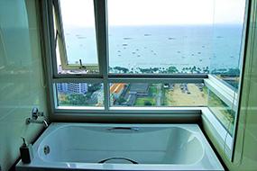 Снять квартиру в Паттайе, Тайланд. Кондоминиум Centric Sea Pattaya.