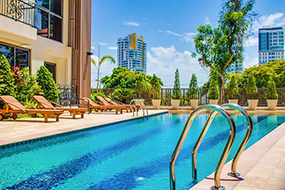 Снять квартиру на Пратамнаке, Паттайя, Таиланд. City Garden Pratamnak.