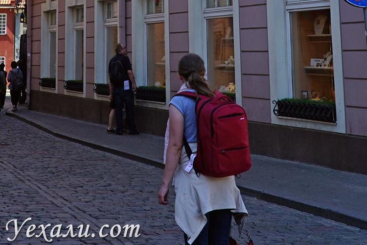 Рюкзак для ручной клади в Победе
