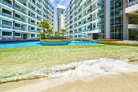 Снять кондоминиум на Джомтьене, Паттайя, Таиланд. Laguna Beach Resort 1.