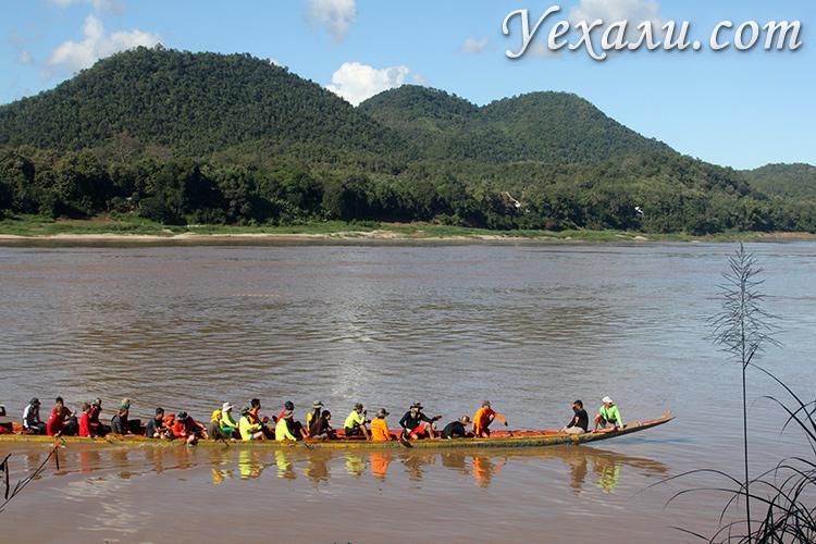 Экзотические фотографии Луанг Прабанга