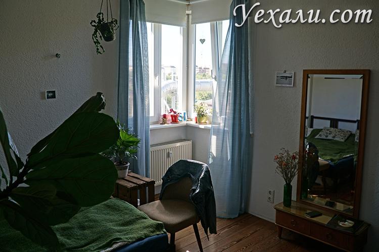 Комната в аренду в Лейпциге по AirBnb