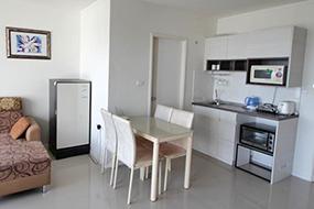 Как снять квартиру в Паттайе недорого. Кондо Lumpini Beach, Джомтьен.