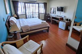 Лучшие отели северной Паттайи. Barracuda Guesthouse.
