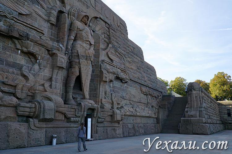 Фото Монумента Битва Народов в Лейпциге, Германия