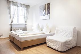 Отели в центре Кельна, Германия. City Apartment.