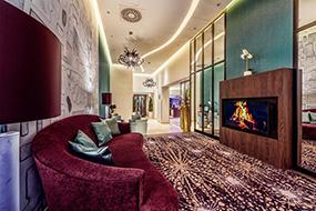 Отели Кельна в центре города. CityClass Hotel Residence am Dom.