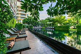 Лучшие отели на Джомтьене, Паттайя, Таиланд. Fifth Jomtien Pattaya.