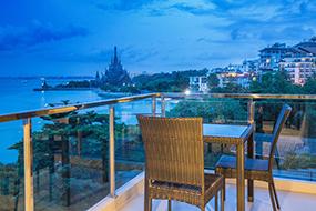 Лучшие отели на севере Паттайи, Таиланд. Golden Tulip Pattaya Beach.