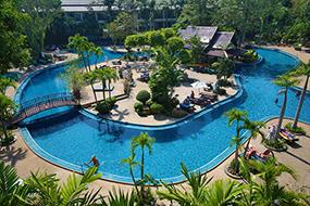 Лучшие отели на севере Паттайи, Тайланд. Green Park.
