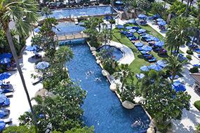 Лучшие отели на Джомтьене. Jomtien Palm Beach.