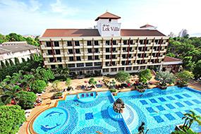 Лучшие отели севера Паттайи. Lek Villa.