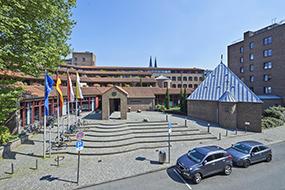 Отели Кельна в центре города: Maternushaus.