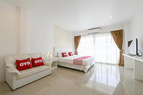 Лучшие отели на Джомтьене, Паттайя, Таиланд. OYO 419 Maleewan.