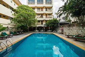 Отели севера Паттайи, Таиланд. Sawasdee Place.