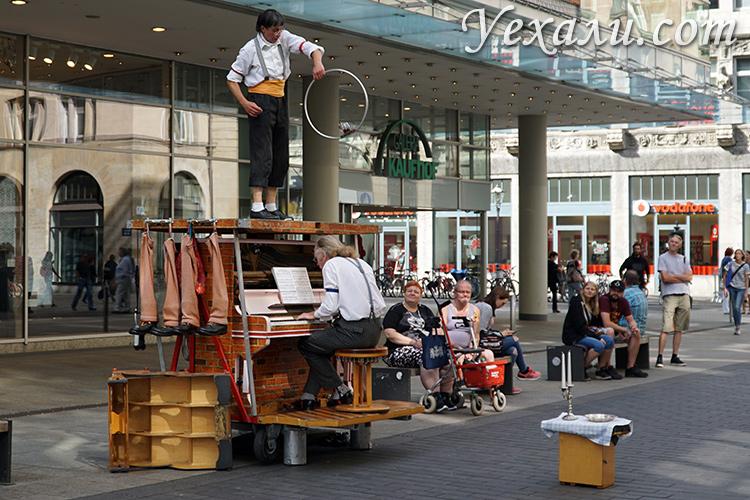 Лейпциг, фото туристов и отзывы