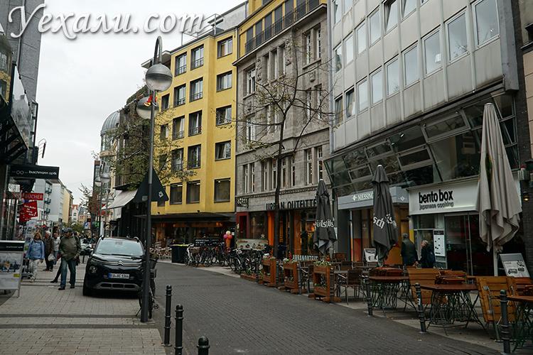 Фото улиц Кельна