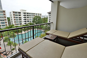 Отели северной Паттайи, Таиланд. Wongamat Privacy Residence.