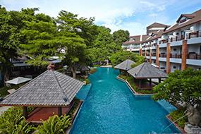 Лучшие отели северной Паттайи, Таиланд. Woodlands Hotel and Resort.