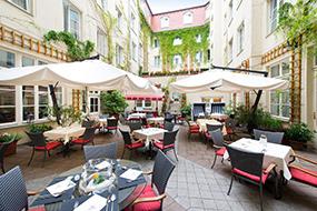 Отели Берлина в центре города. Albrechtshof.