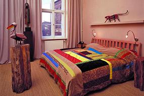 Отели в Берлине в центре недорого. Arte Luise Kunsthotel.