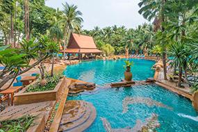 Отели в центре Паттайи, Тайланд. Avani Pattaya Resort.