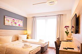 Недорогие отели Берлина в районе Митте. BlnCty Hotel.