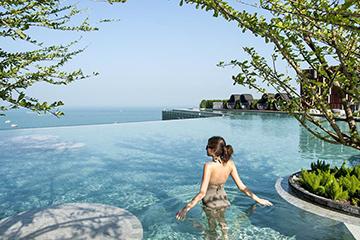 Отели центральной Паттайи (Таиланд), 1 линия. Hilton Pattaya.
