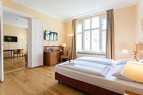 Отели в центре Берлина, цены и отзывы. Hotel Augustinenhof.