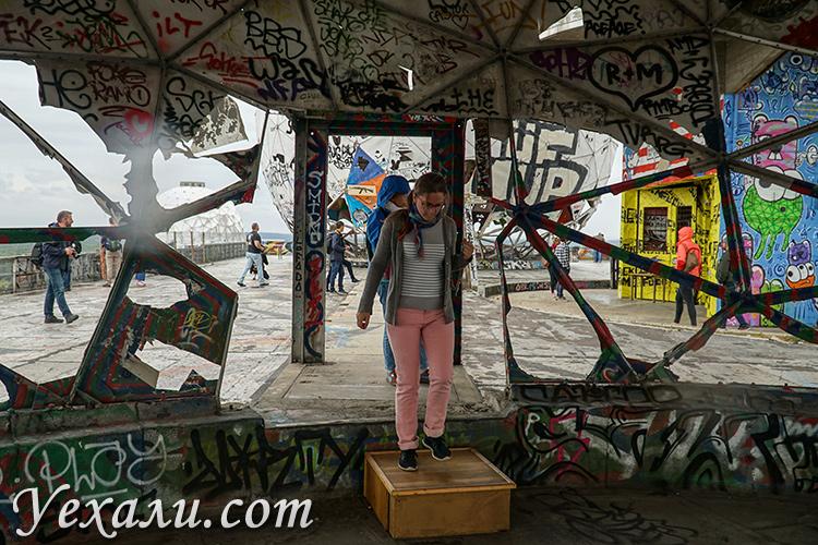 Фотографии и отзывы, Тойфельсберг башня, Берлин