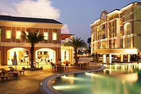 Где снять квартиру в центральной Паттайе, Тайланд. LK Legend.